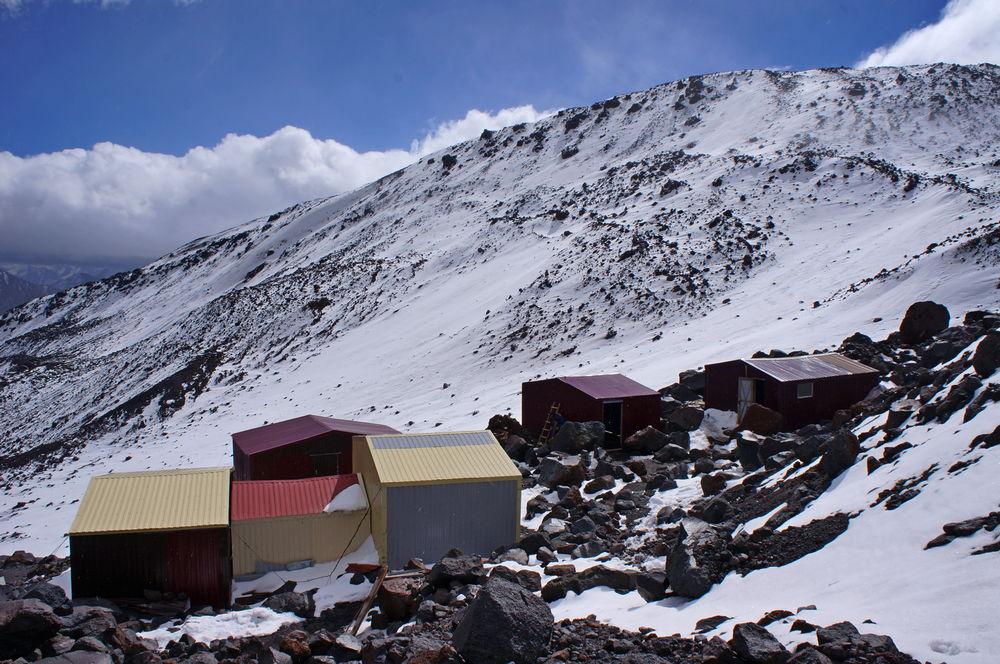 штурмовой лагерь эльбрус