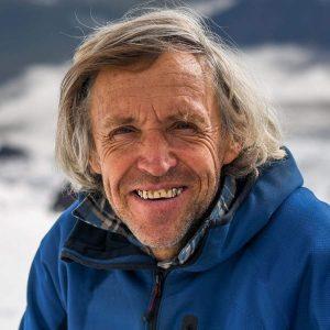 Юрий Рощин альпинист