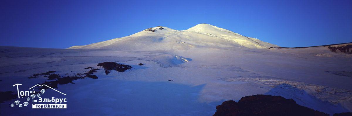 Эльбрус с севера