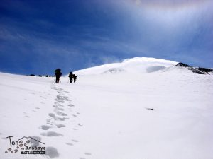 Восхождение на Эльбрус по северному склону